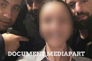 En pleine présidentielle, Benalla dégaine son arme pour un selfie... dans un restaurant