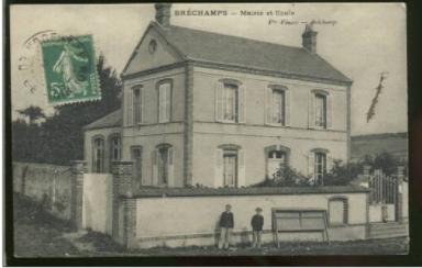 Canton de Nogent-le-Roi. Les secrétaires de mairie pendant la guerre.