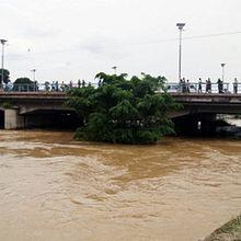 RDC: des cadavres retrouvés dans la rivière N'djili