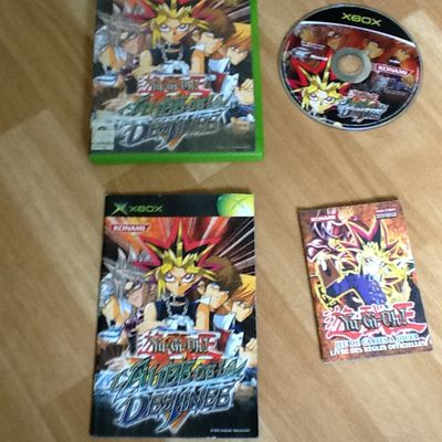YU GI OH COMPLET XBOX