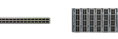 Cisco's New Nexus 400G Switches, More Bandwidth…