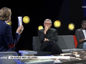Michel Onfray - La Grande Librairie (France 5) - 08.09.2021
