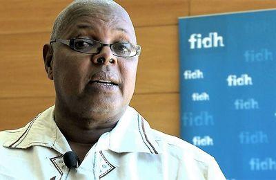Hommage à Abdoul Gadiry Diallo, président de l'Organisation guinéenne de défense des droits  de l'Homme (OGDH)