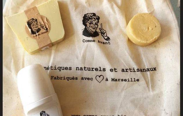 """Naturels et artisanaux, les produits """"Comme Avant"""" sont de retour dans les salles de bains"""