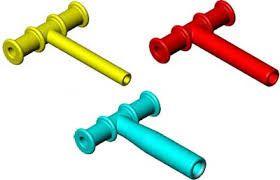 Chewy Tubes: dispositivi gommosi oromotori
