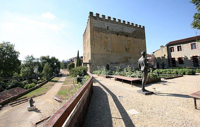 Diaporama fortifications de Mont-de-Marsan