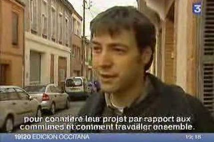 Instervista au Jornalet Occitan (FR3)