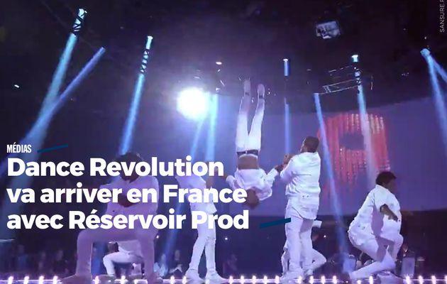 Dance Revolution va arriver en France avec Réservoir Prod #DanceRevolution