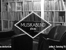 Playlist 674.fm MUSIKABEND Sendung_3_26032017