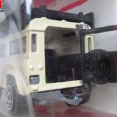 266-B LAND ROVER RAID 4X4 MAJORETTE 1/60 - car-collector.net