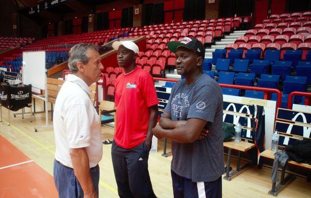 Afrobasket 2015: la bataille de place est désormais ouverte dans les rangs des Fauves