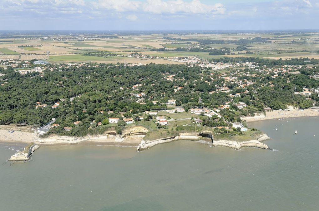 Vues lors d'un vol au départ de Soulac, superbe Gironde !