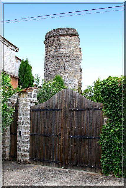 Diaporama château de Podensac