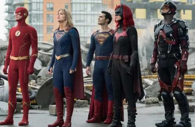 Critiques Séries : Crisis on Infinite Earths, Part 1. Supergirl (5.09).