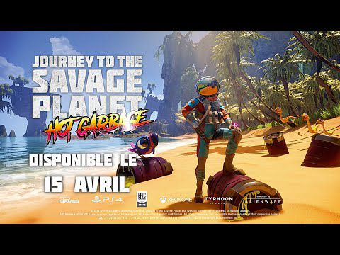 [ACTUALITE] Journey to the Savage Planet - Le nouveau DLC le 15 avril sur PC et Xbox One