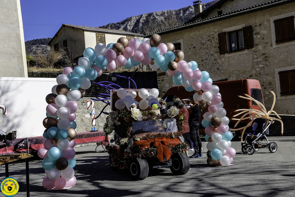 LA Mure Argens , le Carnaval des enfants