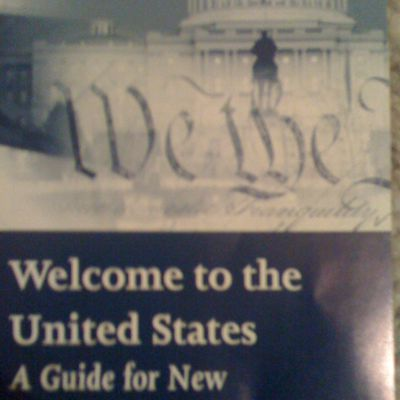 Welcome to the United States of America