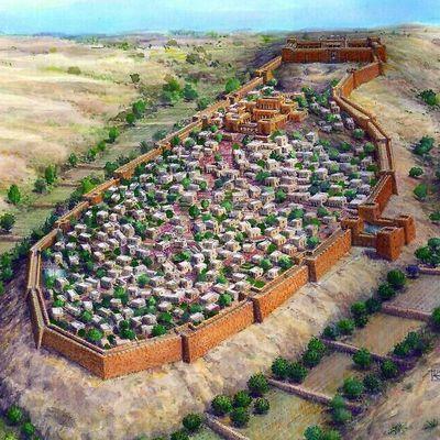 Les murs de l'époque du Premier Temple, rasés selon la Bible, retrouvés intacts.