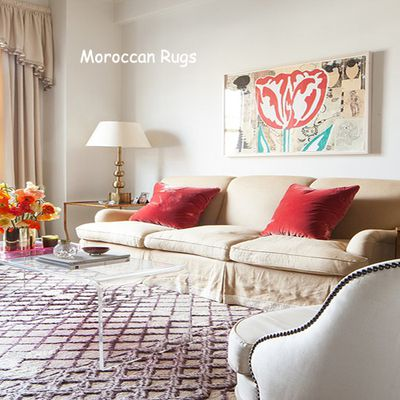 Moroccan Rug- The Best Flooring Solution for Home Decor!