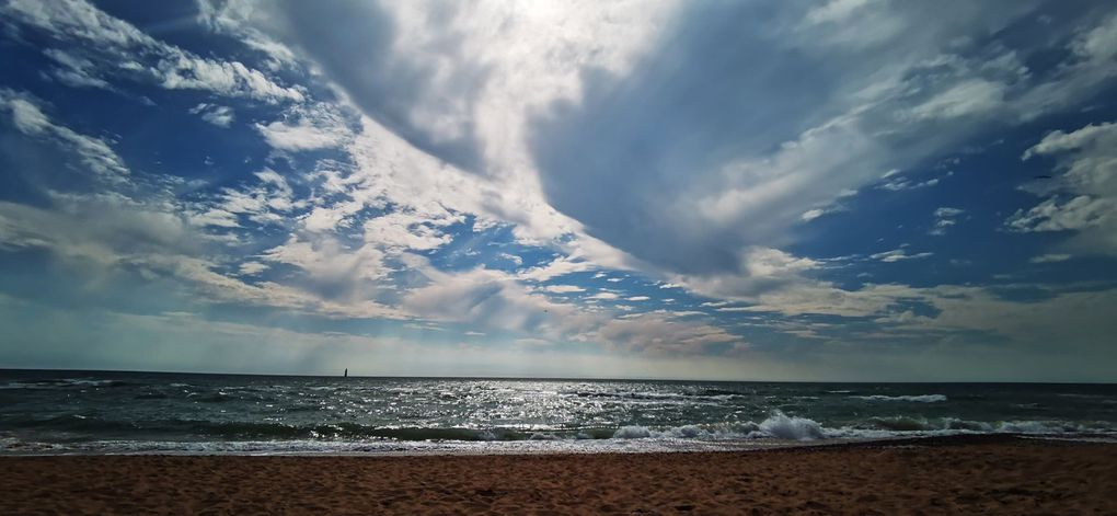 Retour sur la 31ème séance - A la plage