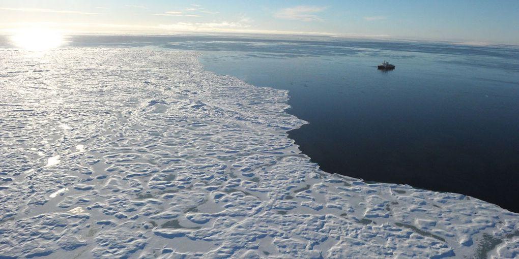 Environnement – Les océans se réchauffent plus rapidement que prévu