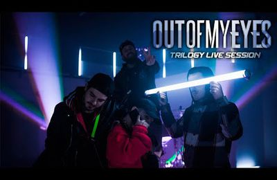 VIDEO de OUT OF MY EYES Trilogy ( Live Session )