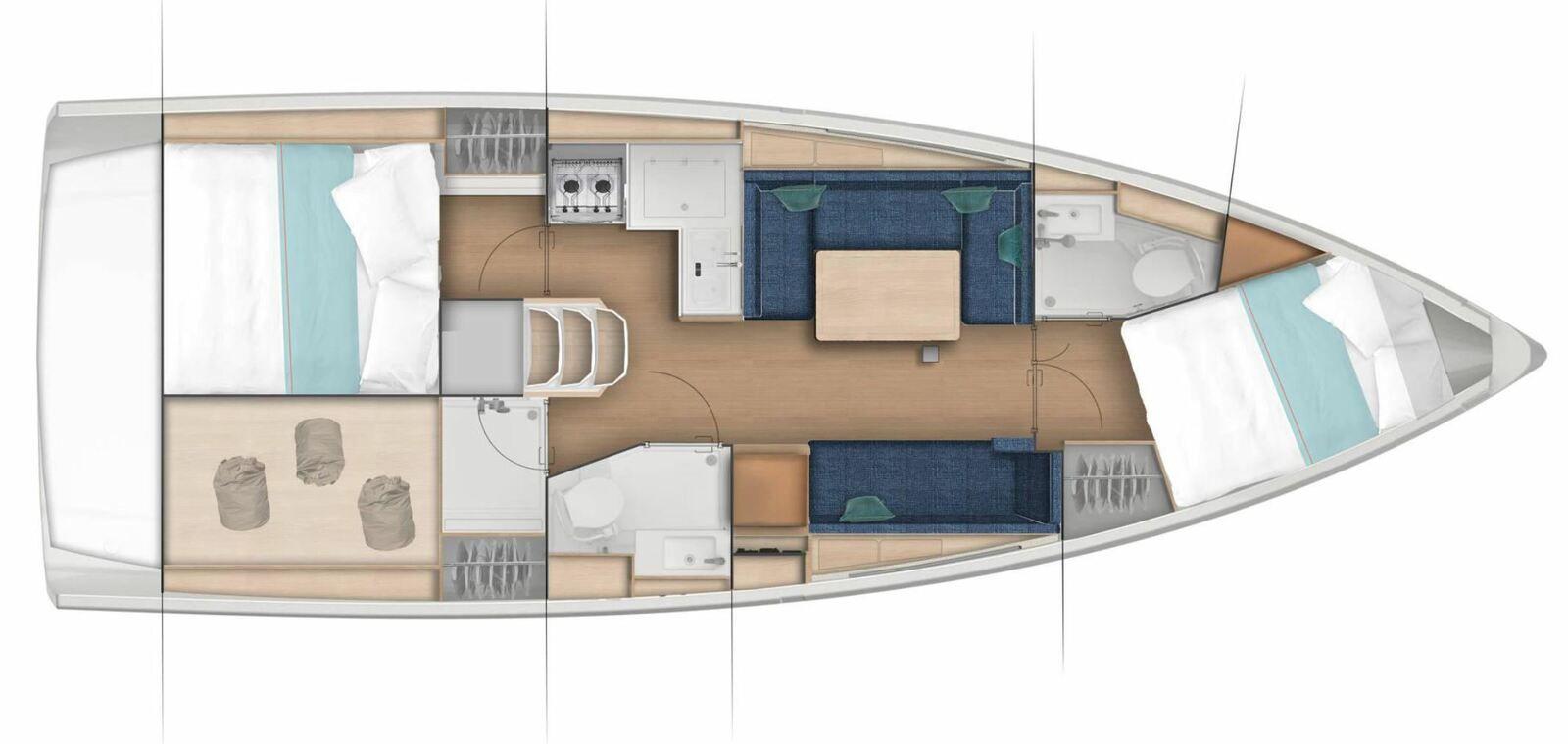 Yachting - Jeanneau unveils the Jeanneau Sun Odyssey 380