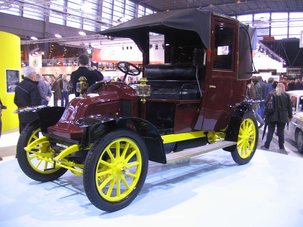 Salon Retromobile 2014 Exposition voitures et motos anciennes porte de Versailles