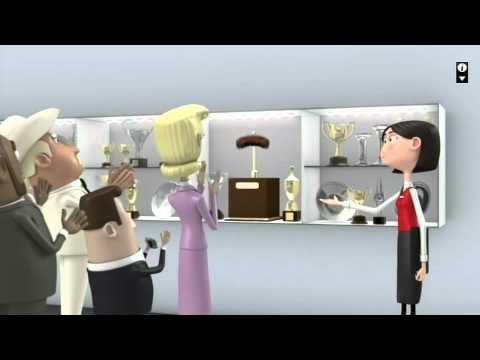 Buzz : Film d'animation Mc Laren, épisode 1