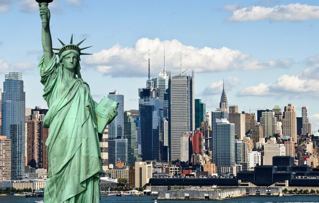 Take Flights to New York for a Glimpse of the Statue of Liberty