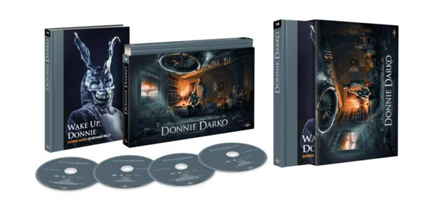 #DONNIEDARKO, COFFRET ULTRA COLLECTOR #14