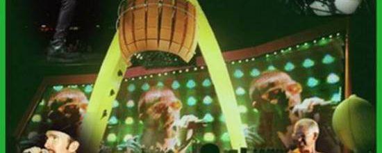 U2 -PopMart Tour -07/02/1998 -Buenos Aires Argentine - River Plate Stadium #3