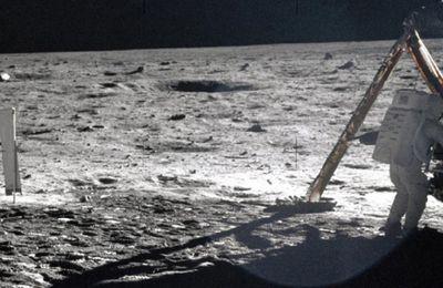 20 juillet 1969 On a marché sur la Lune ! Et demain ?