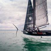 Le Team INEOS UK de Ben Ainslie dévoile le T5, son bateau d'essai pour la 36ème Coupe de l'America - 3D SPORT CENTER