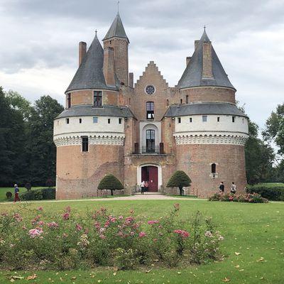 Journée du Patrimoine 2020 - Château de Rambures.