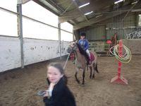 Stage Initiation à l'équitation (11-15 juillet)