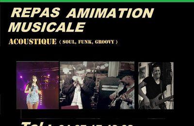 Saint-Jean de Védas: Repas animation musicale