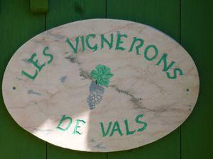 Chibotte des vignerons de Vals