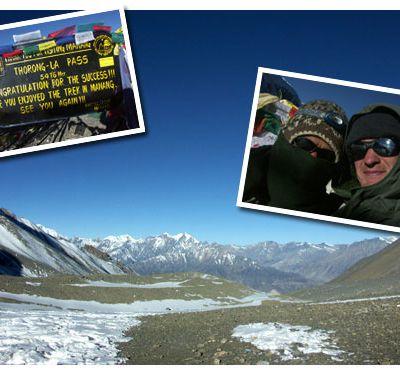 NEPAL - Thorong Pass (5416 m)