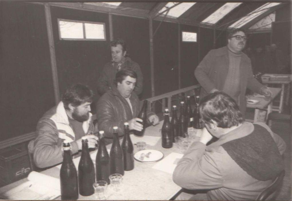 De 1973 à 2007 : foires de la Sainte-Anne, fabrication du cidre, premier concours cidricole, création de la Confrérie, création du verger conservatoire, rencontre avec la Bolée de Concise, reprise des concours cidricoles, renaissance de la Confrérie..