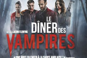 LE DINER DES VAMPIRES (Eat Local)