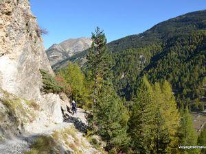 Randonnée au lac Miroir et au lac Ste-Anne (05)