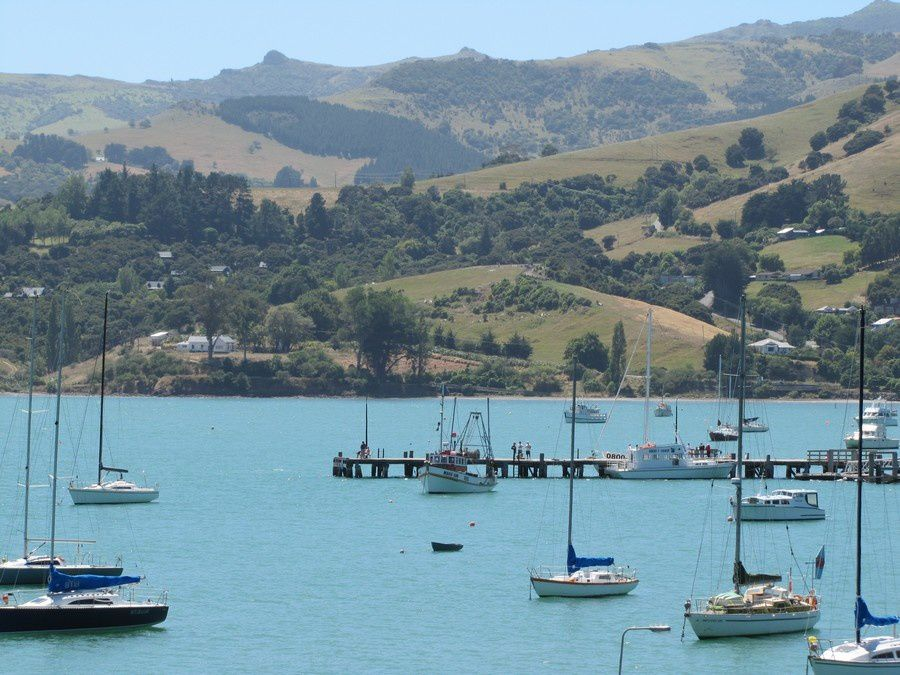 Album - 41 Christchurch et Akaroa