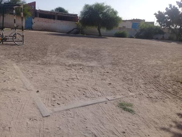 5 octobre 2019 - Distribution des colis remis à Sbeïtla (centre ouest Tunisie)