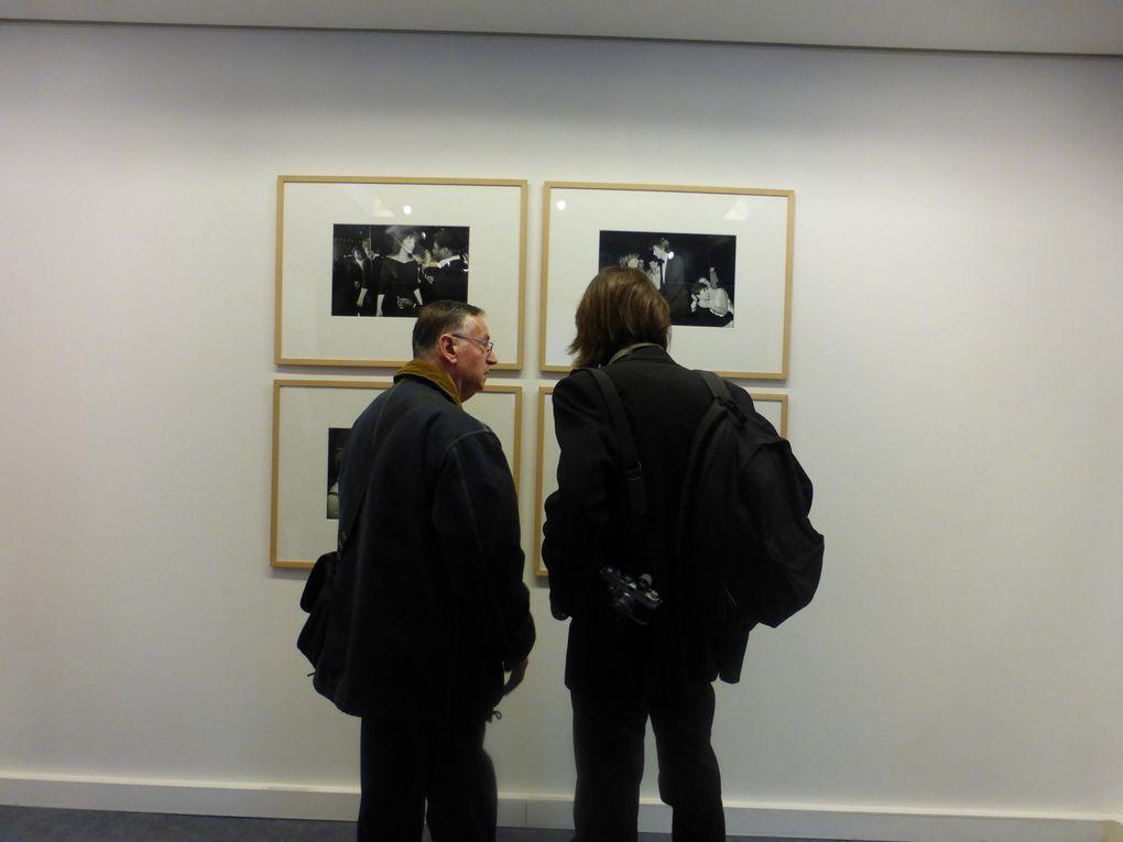 Merci à Corinne Mayaudon et à Jean Pajot de nous laisser des souvenirs de cette visite d'exposition qui les a enchanté.