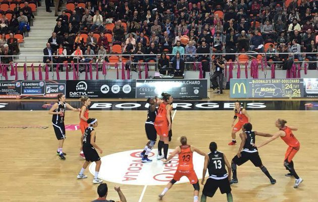 LFB: Bourges fait tomber Nice
