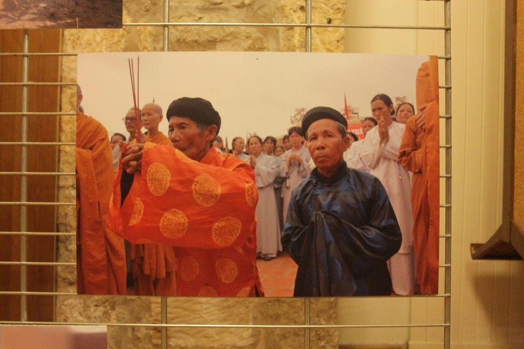 """André présenté le 5 octobre 2013 son film sur les pêcheurs de Centre Viêt-Nam : """"Hoang Sa , la meurtrissure"""""""