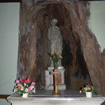 la chapelle de st Joseph du Chêne