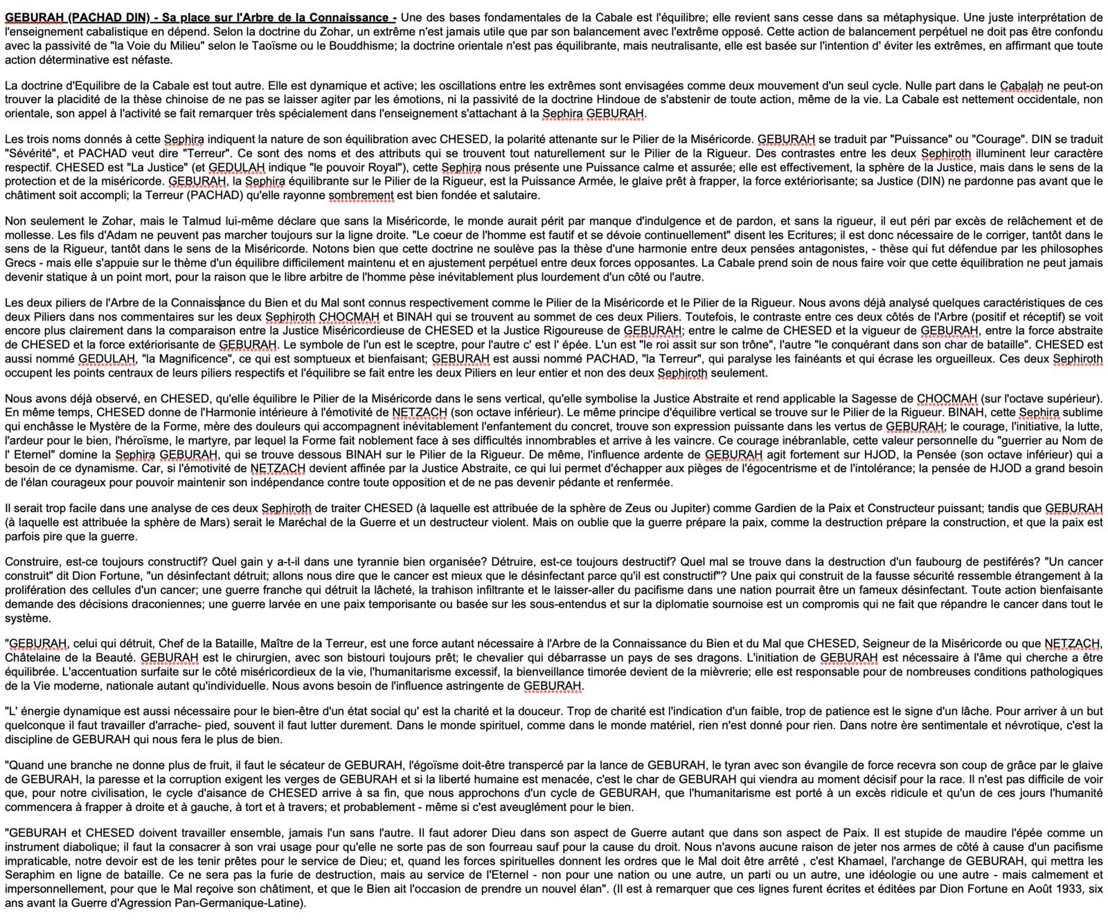 Francis ROLT-WHEELER Ph.D. - GEBURAH (PACHAD DIN) (1).