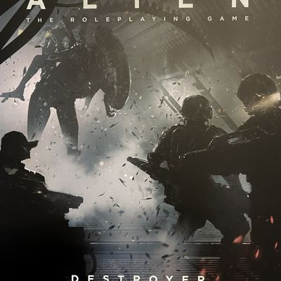 Alien: Destroyer of Worlds - Le Destructeur des Mondes